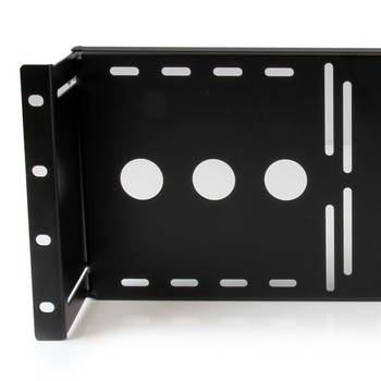 StarTech VESA LCD Monitor Mounting Bracket for 19in Rack or Cabinet Product Image 2