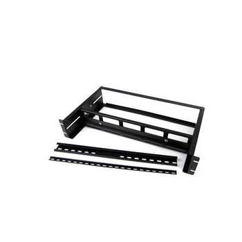 StarTech Rackmount DIN Rail Kit with Top Hat/Mini/G Rails Product Image 2