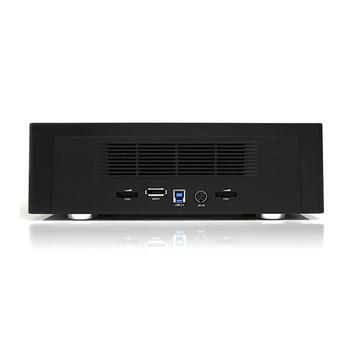 StarTech 4 Bay USB 3.0 eSATA to SATA 1:3 Hard Drive Duplicator Dock Product Image 2