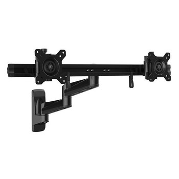 Image for StarTech Wall Mount Dual Monitor Arm for 15-24in Monitors - Steel AusPCMarket