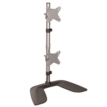 Image for StarTech Vertical Dual Monitor Stand - For up to 27in Monitors AusPCMarket
