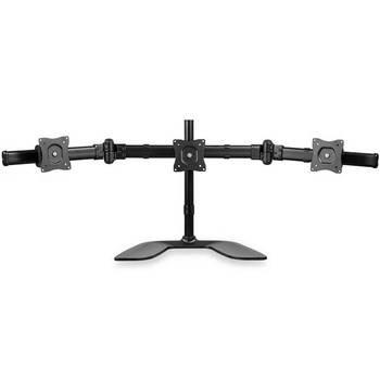 StarTech Triple Monitor Stand - Steel - For up to 27in Monitors Product Image 2