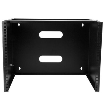 StarTech 8U Wall-Mount Rack for Equipment 14in. Deep - Network Rack Product Image 2