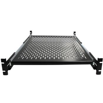 StarTech 2U Vented Sliding Server Rack Shelf  50lbs / 22.7kg Product Image 2