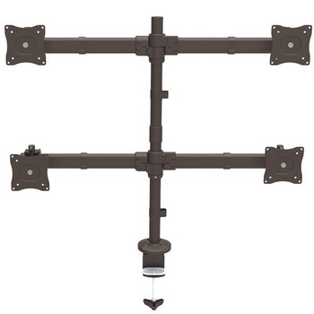StarTech Quad Monitor Mount for up to 27in Monitors - Heavy Duty Steel Product Image 2