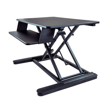 Image for StarTech Sit Stand Desk Converter - Large 35in Work Surface AusPCMarket