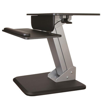 Image for StarTech Ergonomic Sit/Stand Workstation -One-Touch Height Adjustment AusPCMarket