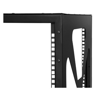 StarTech 12U 19in Wall Mount Side Mount Open Frame Rack Cabinet Product Image 2