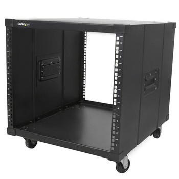 Image for StarTech 9U Portable Rack for Server and Telecommunication Equipment AusPCMarket