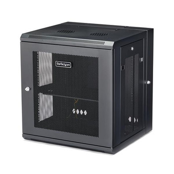 Image for StarTech 12U Server Rack Enclosure with Hinge - Wall Mount Rack AusPCMarket