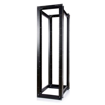 Image for StarTech 45U 3300 lbs 4 Post Open Server Equipment Rack - Flat Pack AusPCMarket
