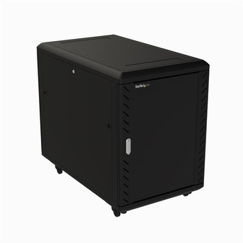 Image for StarTech 15U Server Rack Cabinet - w/ Casters and Leveling Feet AusPCMarket
