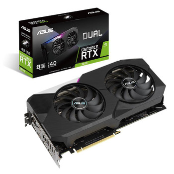 Image for Asus GeForce RTX 3070 Dual 8GB Video Card AusPCMarket