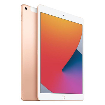 Image for Apple 10.2-inch iPad (8th Gen) Wi-Fi + Cellular 128GB - Gold AusPCMarket