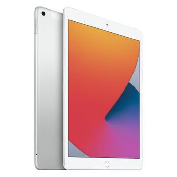 Image for Apple 10.2-inch iPad (8th Gen) Wi-Fi + Cellular 128GB - Silver AusPCMarket