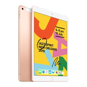 Image for Apple iPad 7th Gen 10.2-inch Wi-Fi + Cellular 128GB - Gold AusPCMarket