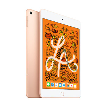 Image for Apple iPad mini Wi-Fi + Cellular 256GB - Gold AusPCMarket