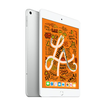 Image for Apple iPad mini Wi-Fi + Cellular 256GB - Silver AusPCMarket