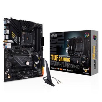 Image for Asus TUF GAMING B550-PLUS Wi-Fi AM4 ATX Motherboard AusPCMarket