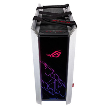 Asus ROG Strix Helios GX601 RGB Tempered Glass Mid-Tower E-ATX Case - White Product Image 2