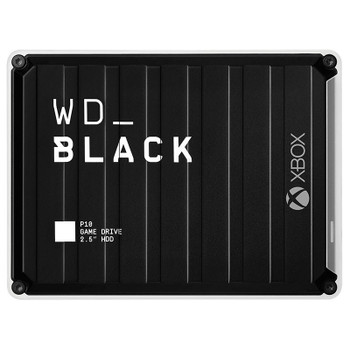 Western Digital WD Black 5TB P10 Game Drive for Xbox One WDBA5G0050BBK Product Image 2