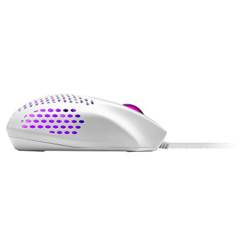 Cooler Master MM720 RGB Lightweight Optical Gaming Mouse - Matte White Product Image 2