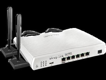 DrayTek Vigor2865L LTE Series 4G LTE & VDSL2 35b VPN Firewall Router