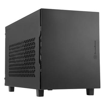 Image for Silverstone Sugo 15 SG15B Mini-ITX Cube Case - Black AusPCMarket