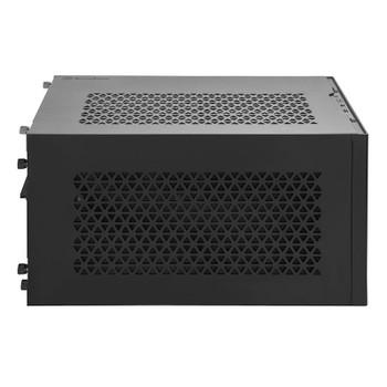 Silverstone Sugo 15 SG15B Mini-ITX Cube Case - Black Product Image 2