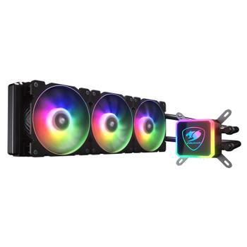Image for Cougar AQUA ARGB 360mm Liquid CPU Cooler AusPCMarket