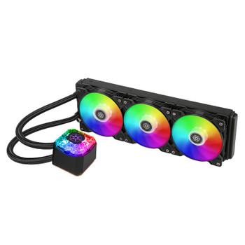 Image for SilverStone IceGem 360 ARGB Liquid CPU Cooler AusPCMarket