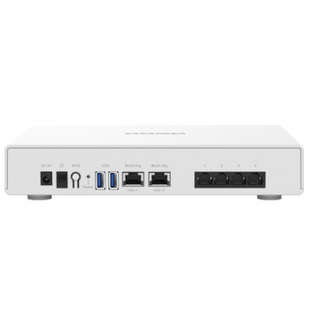 QNAP QHora-301W AX3600 Wireless Wi-Fi 6 Dual-Band SD-WAN VPN Business Router Product Image 2
