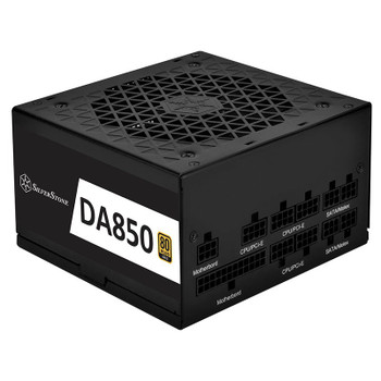 Image for SilverStone DA850 850W 80+ Gold Fully Modular Power Supply AusPCMarket