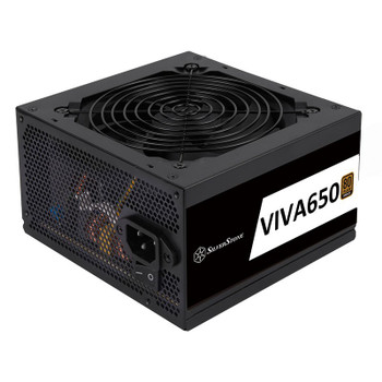Image for SilverStone VIVA 650 650W 80+ Bronze Non-Modular Power Supply AusPCMarket
