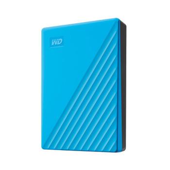 Western Digital WD My Passport 2TB USB3.0 Portable Storage - Blue Product Image 2