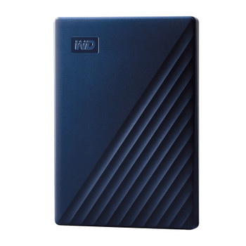 Image for Western Digital WD My Passport 4TB For Mac USB 3.0 Portable Storage - Blue AusPCMarket