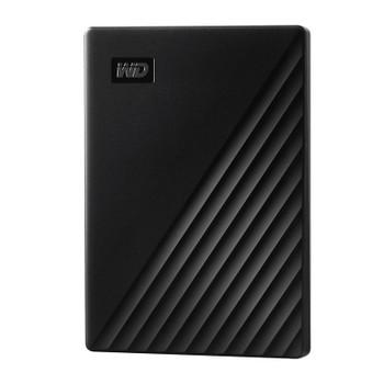 Image for Western Digital WD My Passport 4TB USB3.0 Portable Storage - Black AusPCMarket