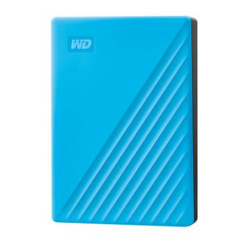 Image for Western Digital WD My Passport 4TB USB3.0 Portable Storage - Blue AusPCMarket
