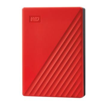 Image for Western Digital WD My Passport 4TB USB3.0 Portable Storage - Red AusPCMarket