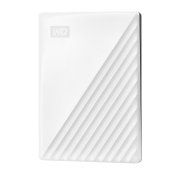 Image for Western Digital WD My Passport 4TB USB3.0 Portable Storage - White AusPCMarket