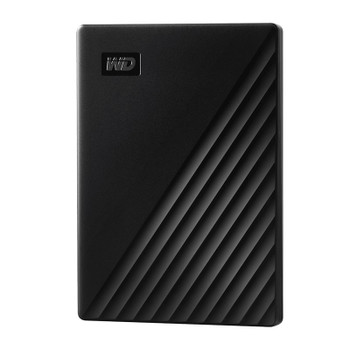 Image for Western Digital WD My Passport 5TB USB3.0 Portable Storage - Black AusPCMarket