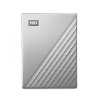 Image for Western Digital WD My Passport Ultra 2TB USB-C/USB 3.1 Portable Storage - Silver AusPCMarket