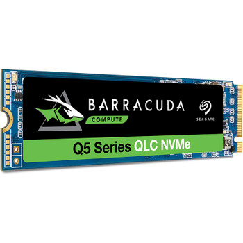 Seagate BarraCuda Q5 2TB NVMe M.2 QLC NAND SSD - ZP2000CV3A001 Product Image 2