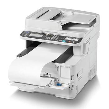 OKI MC363dn A4 Colour Laser MultiFunction Printer Product Image 2