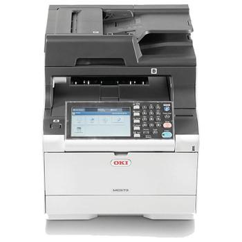 OKI MC573dn A4 Colour Multifunction Wireless LED Printer Product Image 2