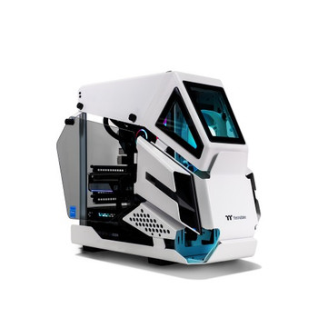 Product image for Thermaltake Computer System Frostbyte PRO - AMD Ryzen 7 - 3700X / RTX 3070 / ToughRam RGB White 32GB / WIFI / AH T200 SNOW