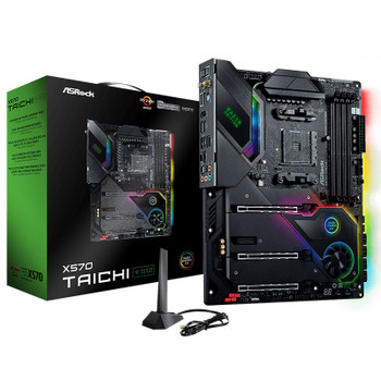 Image for ASRock X570 Taichi AM4 ATX Motherboard - Razer Edition AusPCMarket