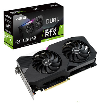 Image for Asus GeForce RTX 3060 Ti Dual OC 8GB Video Card AusPCMarket