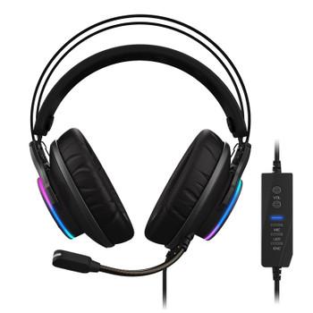 Gigabyte AORUS H1 Virtual 7.1 Gaming Headset Product Image 2