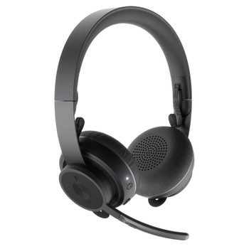 Image for Logitech Zone Wireless Bluetooth NC Stereo Headset - Microsoft AusPCMarket